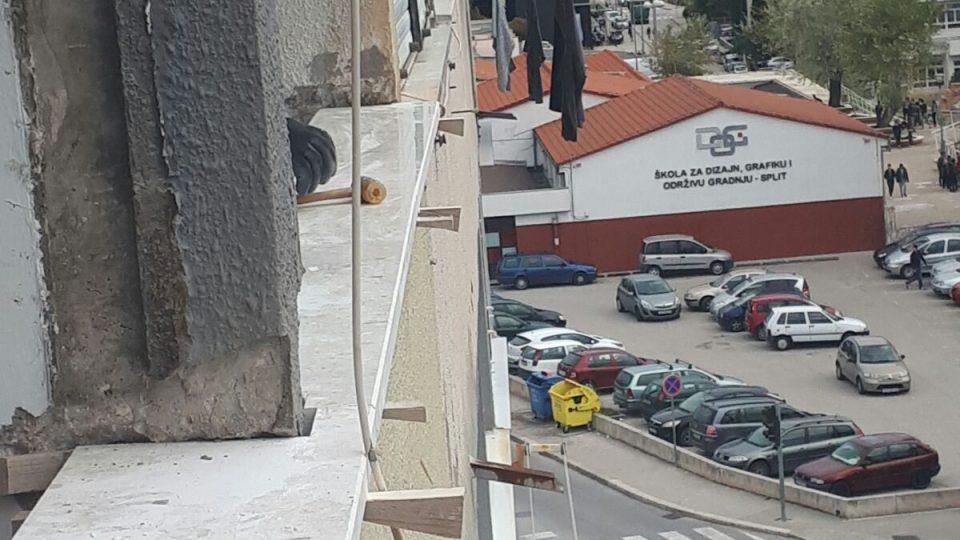 Radovi stambena zgrada Split